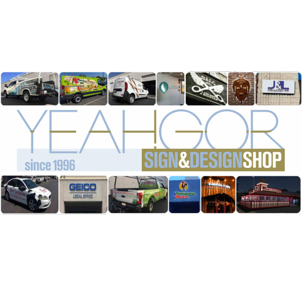 custom signs and graphics, sign company in San Diego